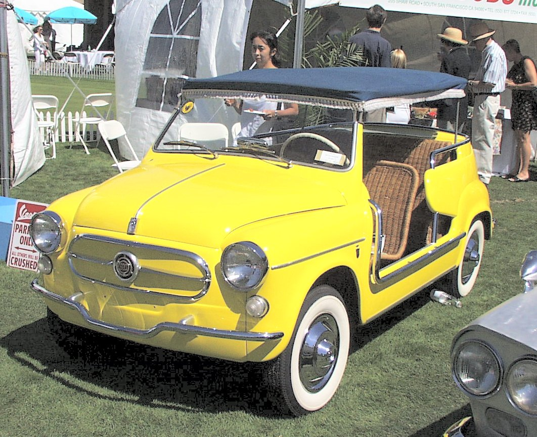IMCDb.org: 1960 Fiat 600 Jolly